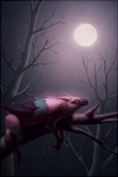 By the Light of the Moon by Merystic