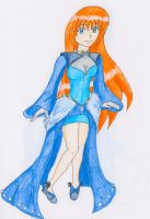 Ptcm-New dress for Hoshi by Azure-wolf96