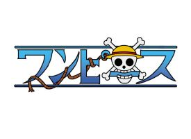 One Piece Japanese Logo 2 by Gkenzo