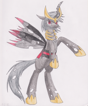 Giratina is best Changeling by AbbieGoth