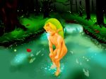 Legend of Zelda - Link in the forest by haithuong313