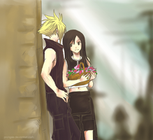 FF7AC: Lazy Sunday Morning by prongsie