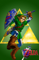 Link Home Screen by gameover89