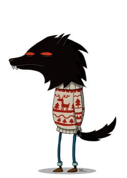 sweater_wolf by ZheSyt
