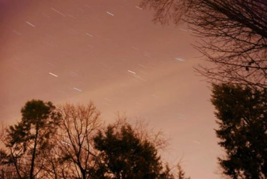 Geminids 3 by accidentalidiot
