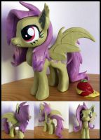 Flutterbat Figure by LostInTheTrees