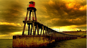 Lighthouse Scape by MyPonderingLife