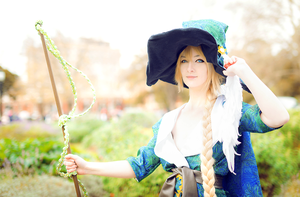 Yunan by Ettelle
