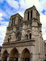 Notre Dame by Bennettlizzy81