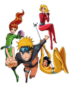 Totally Naruto Group 3 by TonicShadow