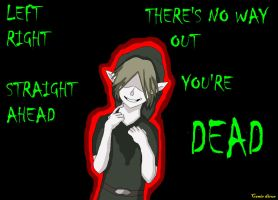 BEN Drowned - Labyrinth of Insanity by 75-Canis-dirus-75