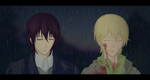 The Sky is crying - Kaname and Takuma by Tycara