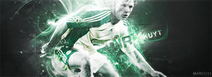 Dirk Kuyt by marco11EXP