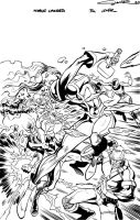 Noble Causes 34 Cover by Cinar