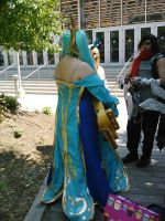 league of legends Cosplay by Sinta54