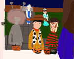 Trick or Treat by freacls