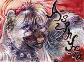 Asphyxia Badge by thornwolf