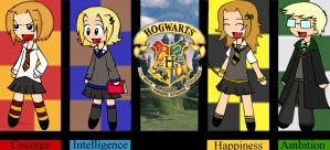 Hogwarts School Spirit by youmee400
