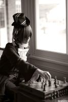 Checkmate. by LorraineFish