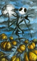Nightmare Before Christmas by SeanDietrich