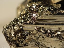 When It Shines Like Gold...Pyrite. by AlfiBOh