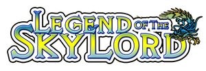 Legend of the Skylord logo by dd4rri3nd