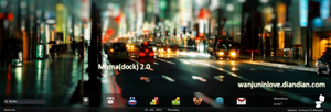 Dock by Muma for XWidget by wanjuninlove-Muma