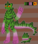 Mystery Ender Adopt 6 _Hatched_ by MCRetroX