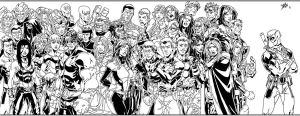 X Men Class of 2006 by DHinking