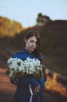 White Lilacs by kuzminphoto