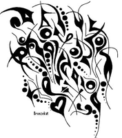 Tatoo Design by ozzed