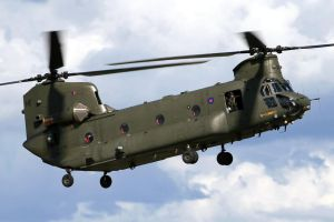 Chinook HC2A by SgtNathan