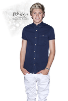 Naill Horan render 001 [.png] by Ithilrin by Ithilrin