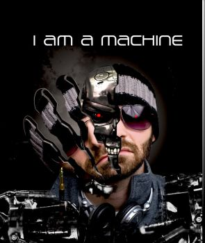 i am a machine by owaeyss