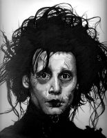 Edward Scissorhands by Schmedly