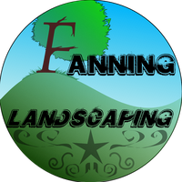 Fanning Landscaping Logo 1 by contravere