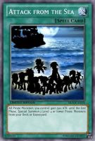 Attack from the Sea (MLP OC): Yu-Gi-Oh! Card by PopPixieRex