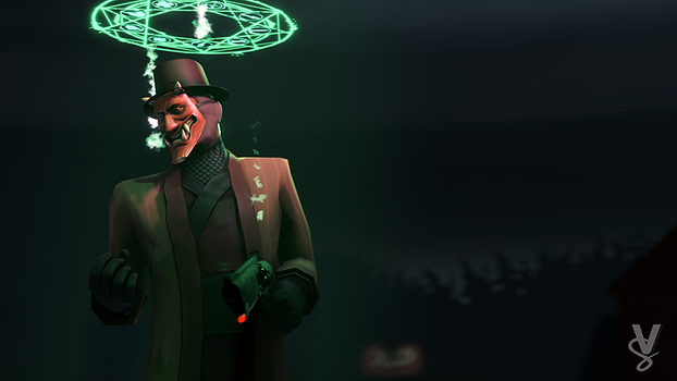 Team Fortress 2 (TF2) - Spy by ViewSEPS
