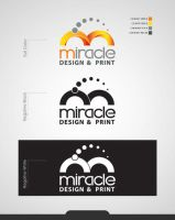 Miracle Logo by EgYpToS