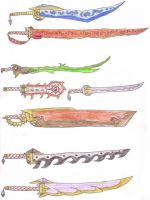 8-Swords by neonikanoru