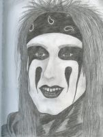 Christian Coma by AverageAttributes