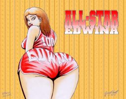 ALL-STAR Edwina by ImfamousE