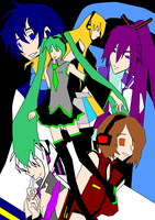vocaloids by ryoukamui