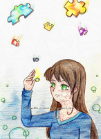 Sea of Puzzles [AT] by AKreiko