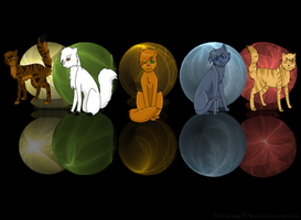 We Are The Clans by YellowfangOfStarclan