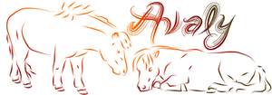 Avaly's signature by equizotical