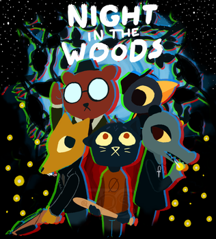 Night In The Woods by HiImThatGuy