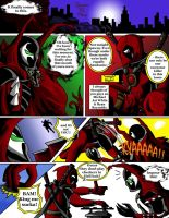 Spawn Vs. Merc-p.1 by CindyCandy100