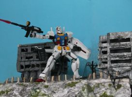 RX-78-2: Shoot Out by s0tangh0n