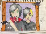 Halloween Frerard by PUNTY95